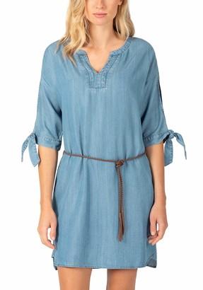 Timezone Women's Shortsleeve Lyocelll Dress