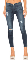 Hudson Nico Mid Rise Ankle Skinny
