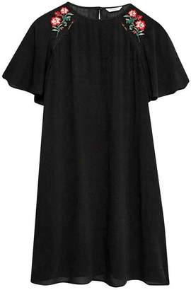 Jack Wills Elsbeth Embroidered Dress