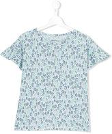 Bellerose Kids - floral print T-shirt - kids - Cotton/Linen/Flax - 16 yrs
