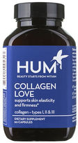 Hum Nutrition Collagen Love Beauty Supplement- 3.0 oz.