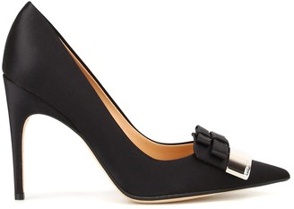 Sergio Rossi Bow Detail Pumps