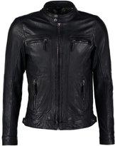 Oakwood Casey Leather Jacket Black