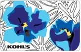 Kohl's Petals Gift Card