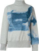 Golden Goose Deluxe Brand dyed sweatshirt