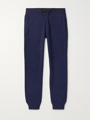 Loro Piana Slim-Fit Tapered Cashmere Sweatpants