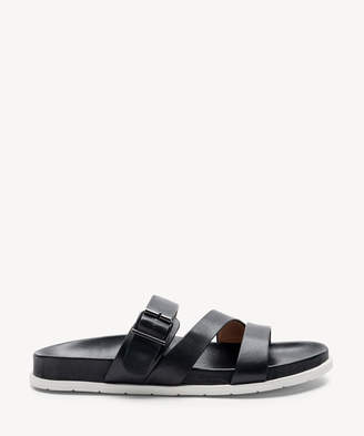 Blondo Women's Selma Leather Comfort Sandals Black Size 6 From Sole Society