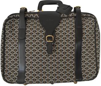 Goyard Multicolour Cloth Travel bags