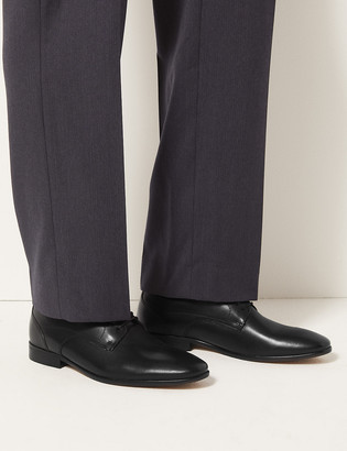 Marks and Spencer Big & Tall Leather Derby Shoes