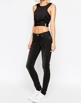 Weekday Saturday Low Rise Skinny Jean