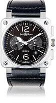 Bell & Ross Men's BR 03-94 Steel Watch-BLACK