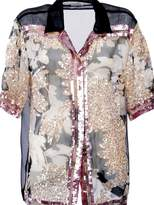 Dries Van Noten Foulard Shirt.
