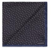 Lanvin Dot print silk pocket square