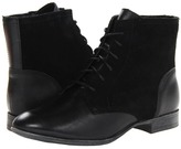 Hush Puppies Farland Ankle BT (Black WP Leather) - Footwear