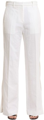 Calvin Klein Collection Dry Cotton Tailoring Pants