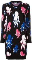 Kenzo 'Iris' sweater dress - women - Polyester/Viscose - S