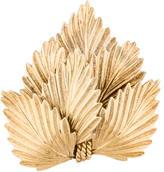 Tiffany & Co. Henkel & Grosse Leaf Brooch