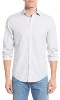 Gant Men's Trim Fit Stripe Broadcloth Sport Shirt