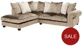 Laurence Llewellyn Bowen Scarpa Left-hand Corner Chaise Sofa