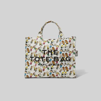 Marc Jacobs Peanuts x The Small Traveler Tote Bag