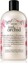 philosophy Iced Orchid Shampoo, Shower Gel, & Bubble Bath