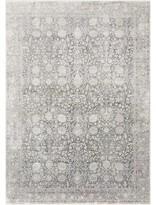 "Ophelia Smethwick Oriental Charcoal/Sand Area Rug & Co. Rug Size: Runner 2'8"" x 10'"