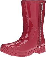 Unlisted Women's Zipper Rain Boot