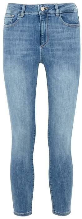 DL1961 Farrow Cropped Instaslim Jeans