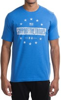 Under Armour Freedom Support The Troops T-Shirt - Short Sleeve (For Men)