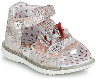 Catimini STEVIA girls's Sandals in Pink