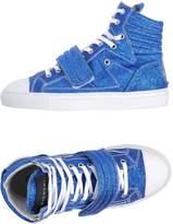 METAL GIENCHI Sneakers