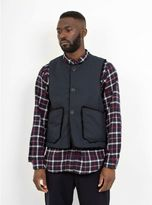 Engineered Garments Over Vest Nyco Ripstop