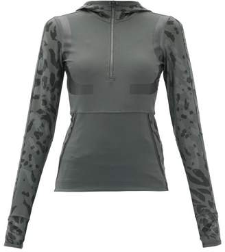 adidas by Stella McCartney Run Base-layer Jacket - Womens - Black