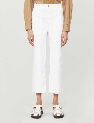 The White Company Shoreditch skinny high-rise jeans