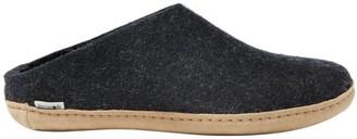 L.L. Bean Adults' Glerups Wool Slippers, Open Heel