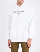 Balenciaga Kering cotton-jersey hoody