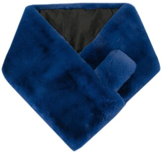 Apparis Luna faux-fur scarf