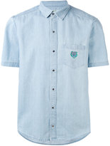 Kenzo Mini Tiger denim shirt - men - Cotton - S