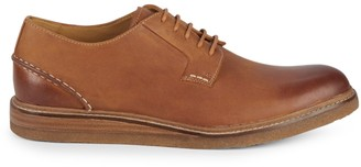Sperry Gold Cup Crepe Leather Derby Shoes
