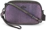 Coach 'Hologram' clutch - women - Leather - One Size