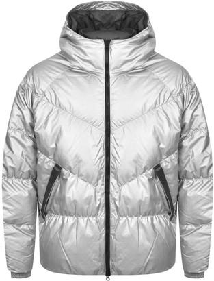 Nike Down Jacket Silver