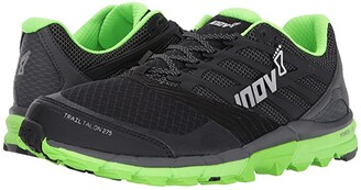 Inov-8 TrailTalon 275 (Black/Green) Men's Running Shoes