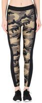 Koral HAMMER CROPPED LEGGING WITH SIDE POCKET WITH ZIPPER IN INIFNITY AND EVANESCE FABRIC Leggings