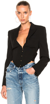 Stella McCartney Corset Blazer Jacket