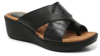 b.ø.c. Summer II Wedge Sandal