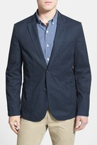 Bonobos Woven Two Button Notch Lapel Regular Fit Blazer