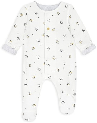 Absorba Penguin Print All-In-One (0-12 Months)