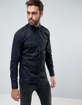 BOSS ORANGE by Hugo Boss Slim Fit Military Shirt