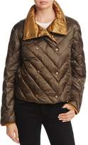 Scotch & Soda Double-Breasted Quilted Jacket
