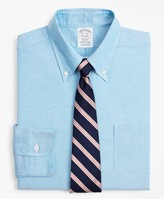 Brooks Brothers Original Polo Button-Down Oxford Regent Fitted Dress Shirt